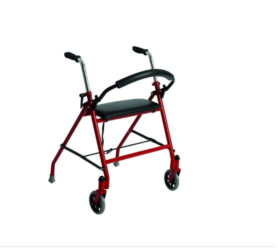 Drive Two-Wheeled Walker with Seat