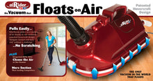 Load image into Gallery viewer, aiRider Floating Vacuum - Deluxe Package - aiRider vacuum