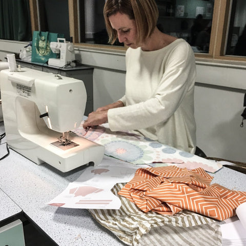 Sewing Class (individual) - 2hr Session