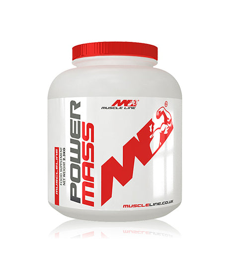MUSCLE LINE POWER MASS 2.3 KG