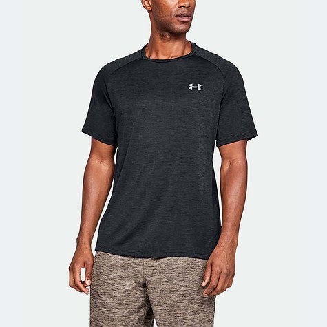Tricou UNDER ARMOUR barbati UA TECH 2.0 SS TEE 1326413-003 GRI