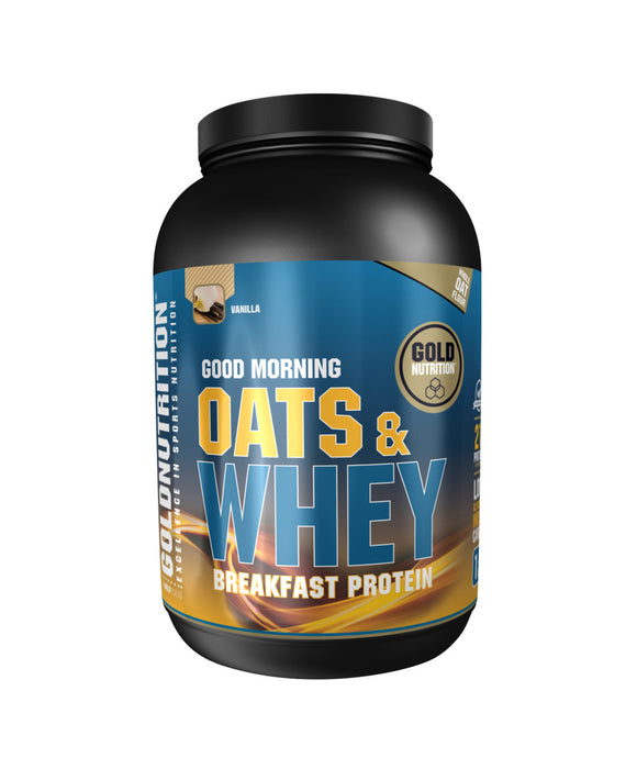 OATS&WHEY PROTEIN  GOLD NUTRITION 1KG
