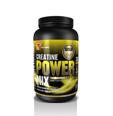 Creatina Power Mix GOLD NUTRITION 1kg