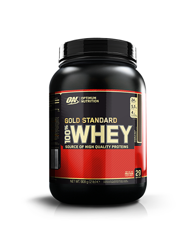 PROTEINA ON GOLD STANDARD 100% WHEY 908 G