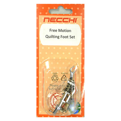 Free Motion Couching Foot