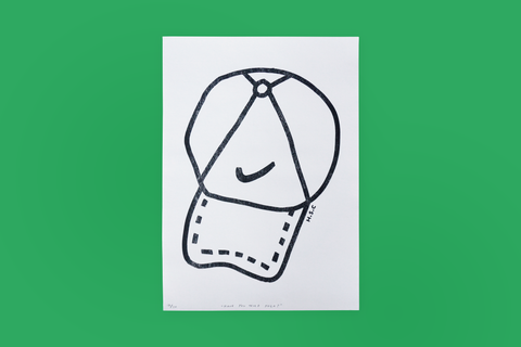 'Have You Tried Yoga?' Risograph Print