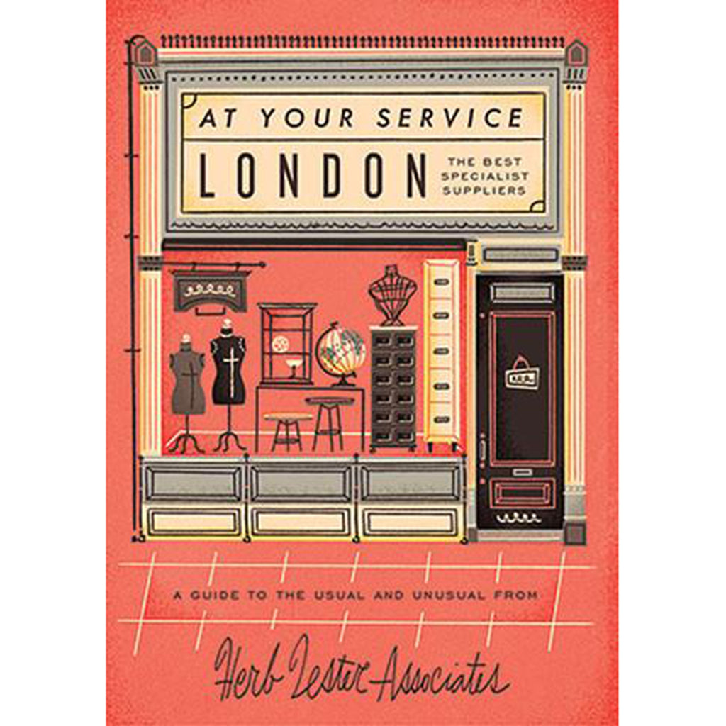 herb lester guide london at your service