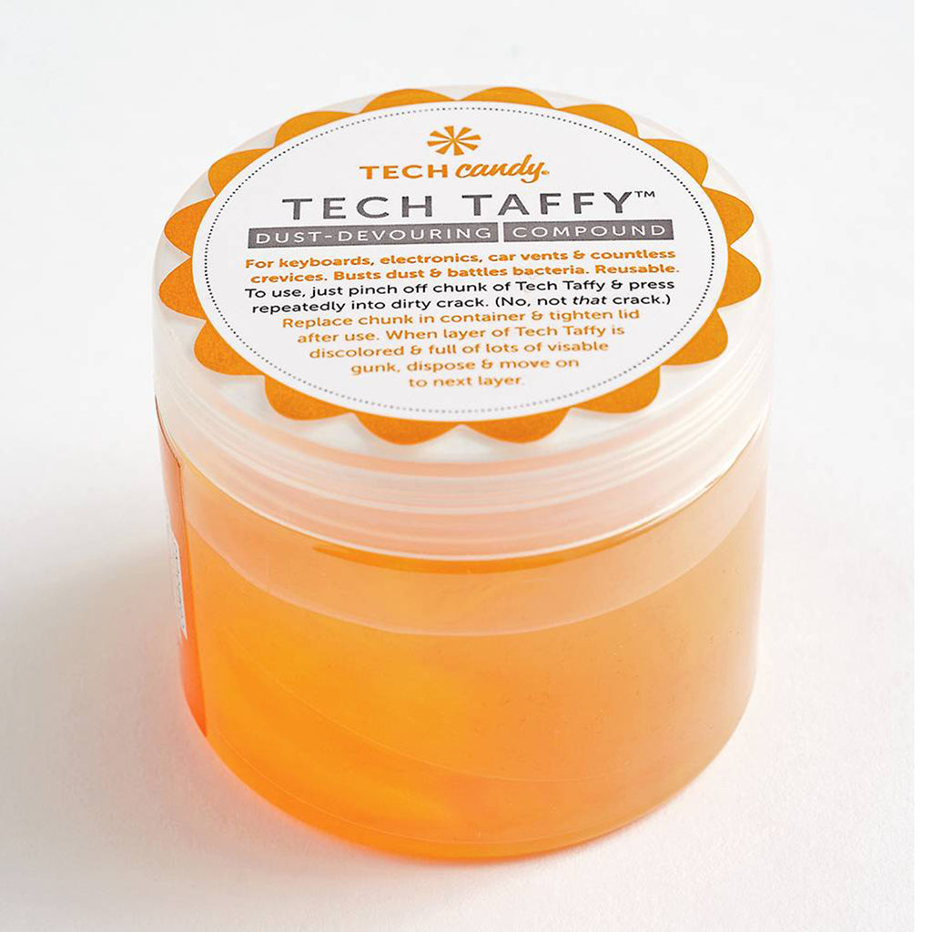 tech taffy dust devouring compound container