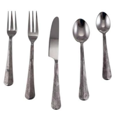 Woodbury 5 Piece Flatware Set