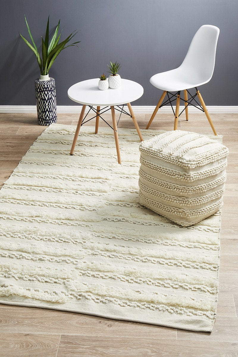 Everest Fusion Mingle Ivory Rug