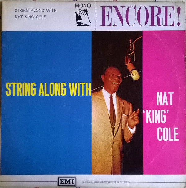 Nat King Cole - String Along With Nat King Cole - Pre-owned Vinyl