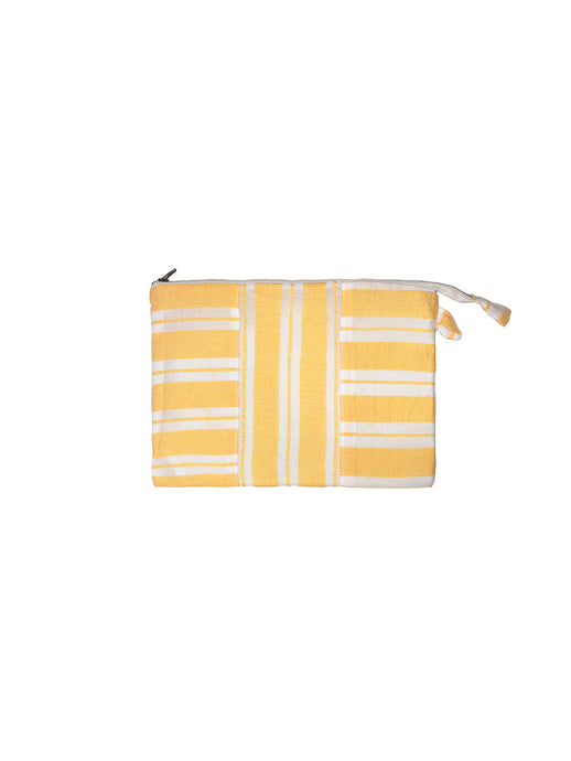 Doro Fabric Pouch - Gold
