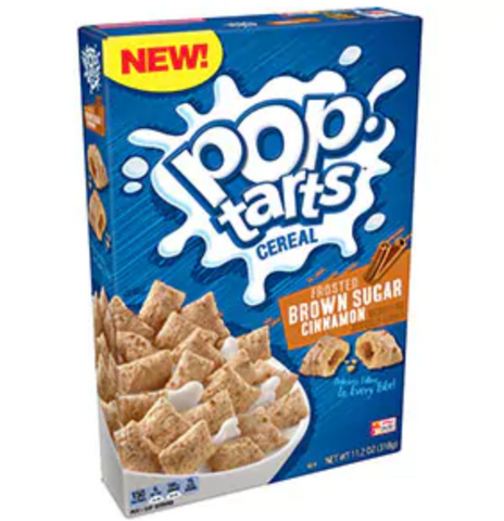 Pop Tart Brown Sugar Cinnamon