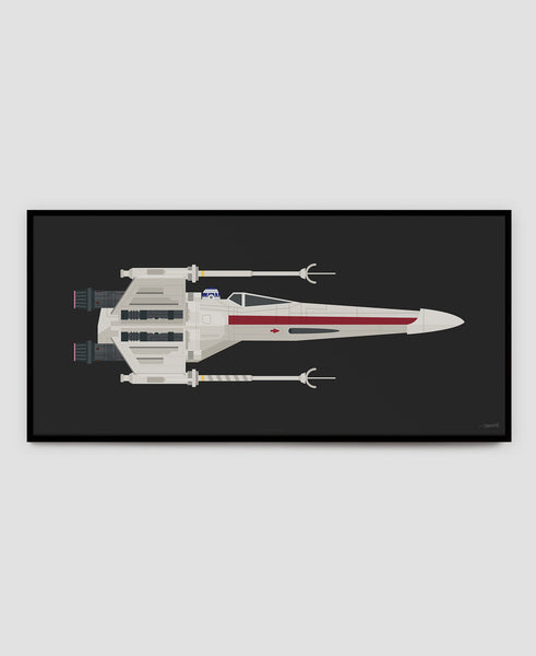 X-Wing — 5 x LIMITED EDITION