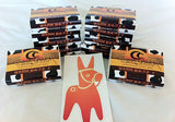 10 Pack Corky Wax Warm 64°-72°