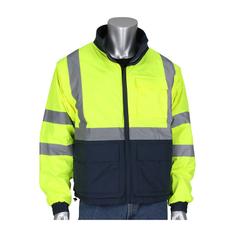 ANSI Class R2/R3 4-in-1 Multi-Season Windbreaker
