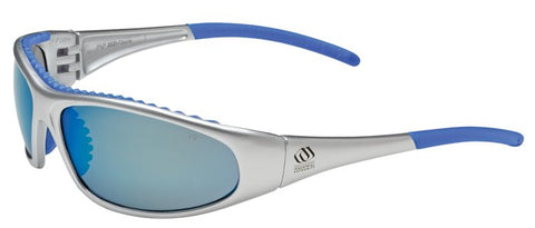 Bouton Flashfire Blue Mirror Glasses - Blue