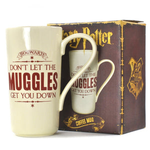 Harry Potter Don't Let The Muggles Get You Down Latte Mug