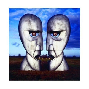 Pink Floyd The Division Bell Greeting Card