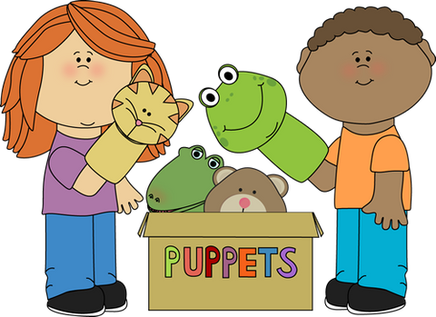 Devise and create a puppet performance