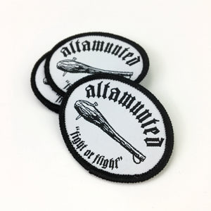 100 customized woven patches and football team patches