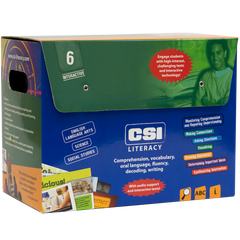 CSI Literacy Kit: Green (Year 7)