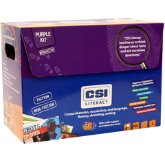 CSI Literacy Kit: Purple (Year 6)