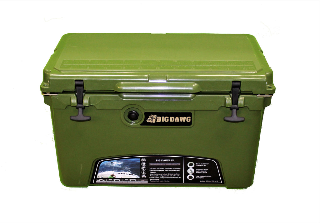 Big Dawg 45 - Army Green