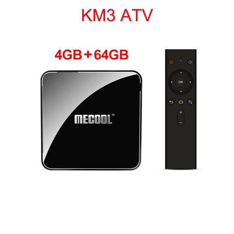 Google Certified Android 9.0 TV Box