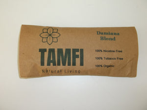 "Herbal Tea mix 30g Tamfi ""Damiana blend"" alternative substitute"