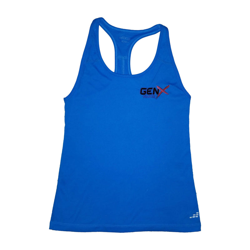 Women's Embroidered Racerback