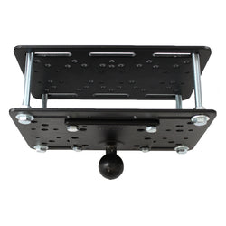 "RAM Forklift Overhead Guard Plate with C Size 1.5"" Ball (RAM-335-246)"