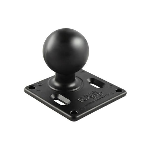 RAM 75 X 75mm Vesa Plate with D Size Ball (RAM-D-2461U) - Image1