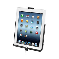 RAM EZ-Roll'r™ iPad 4th Gen Cradle with Lightning Connector (RAM-HOL-AP8D3U) - Image1