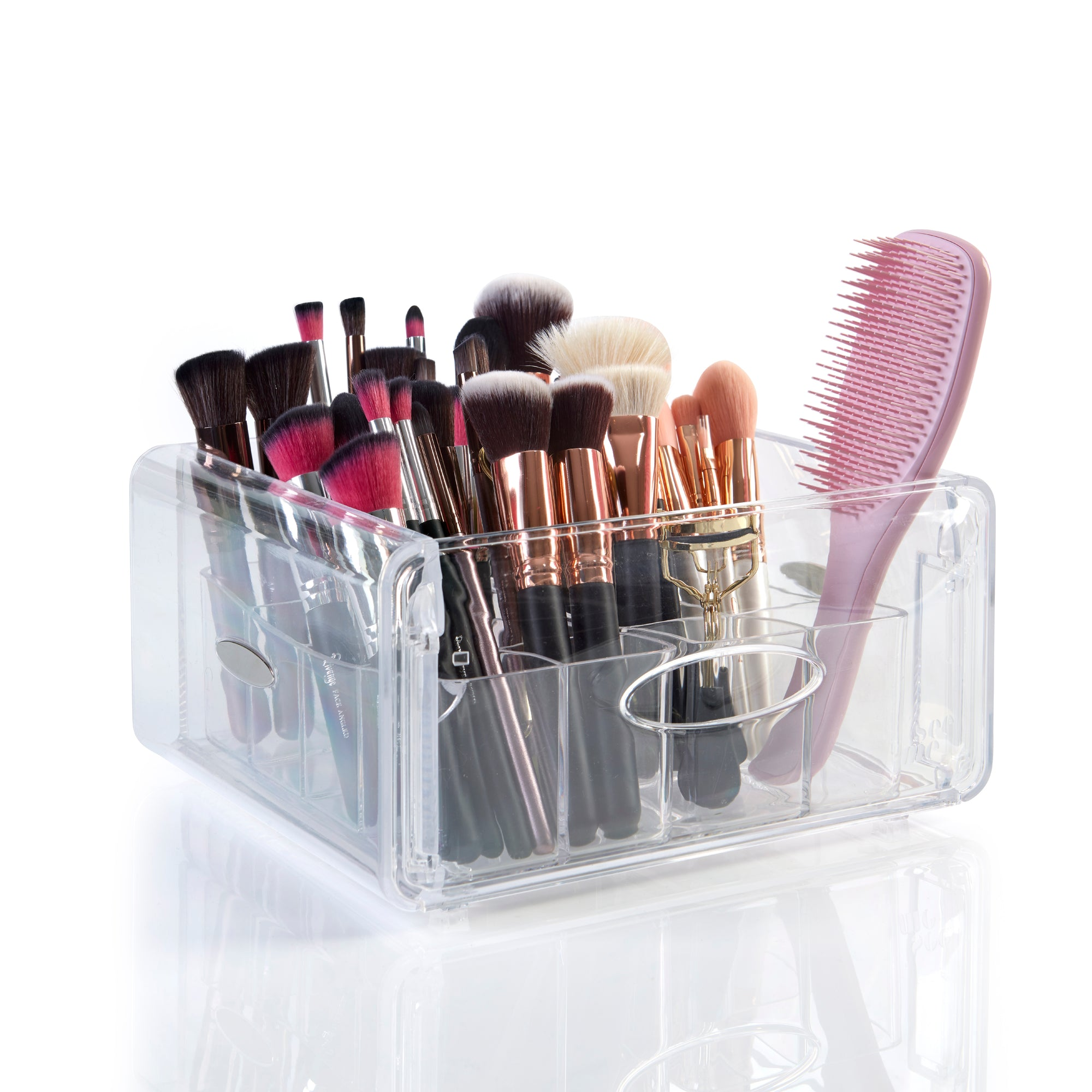 SEE ME ECLIPSE :: MAKEUP BRUSHES & TOOLS ORGANISER