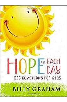 Hope for Each Day: 365 Devotions for Kids 9780718086176
