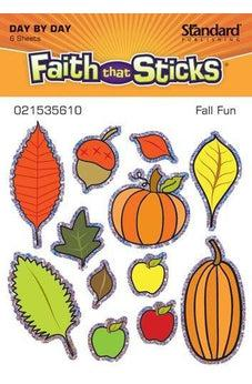 Fall Fun (Faith That Sticks) 9780784774502