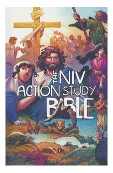 The NIV Action Study Bible (Action Bible Series) 9780830772544