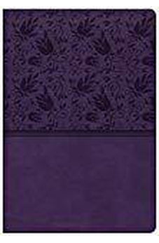 CSB Super Giant Print Reference Bible, Purple LeatherTouch 9781433651441