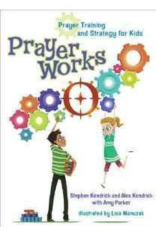 Image of PrayerWorks: Prayer Strategy and Training for Kids 9781433688690