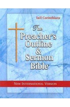 Image of Preacher's Outline & Sermon Bible-NIV-1 & 2 Corinthians 9781574070835