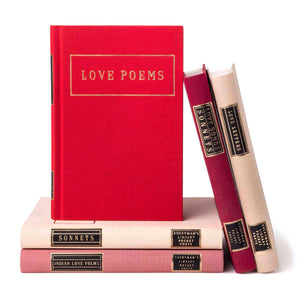 Love Poems Book Band Set