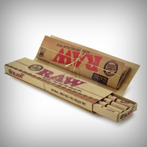 RAW King Slim Connoisseur