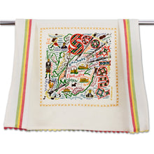 Load image into Gallery viewer, Scotland Dish Towel Dish Towel catstudio