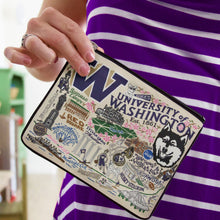 Load image into Gallery viewer, Washington, University of Collegiate Pouch Pouch catstudio