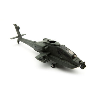 Blade BLH2520 Canopy / Body Set with LED Lights: Micro Apache AH-64