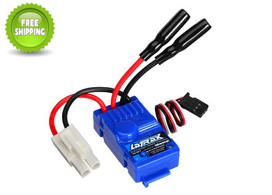 Traxxas TRA3045X Waterproof Electronic Speed Control ESC: 1/18 LaTrax Rally