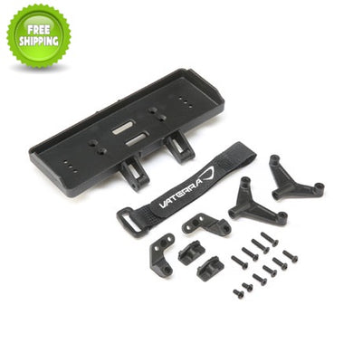 Vaterra VTR331016 Solid Mount Battery Tray Conversion: 1/10 Ascender