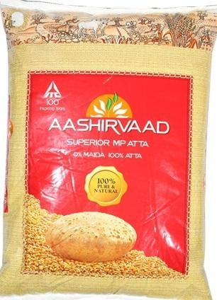 Aashirvaad Atta (Made in India) 10Kg - MandiBazaar