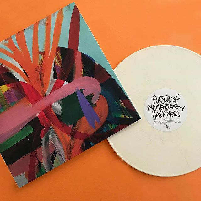 Yak ‎– Pursuit Of Momentary Happiness Limited Edition Colour Vinyl Record, Vinyl, X-Records